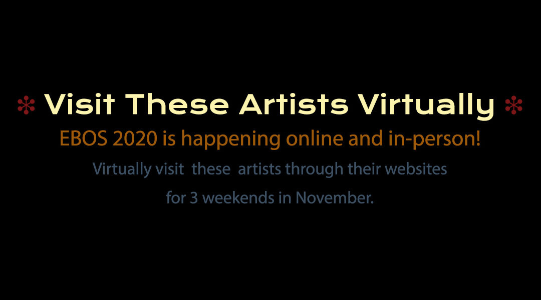Visit These Artists Virtually